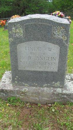 Tingie W. Anglin
