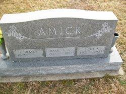 Basil S Amick, Sr