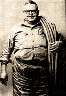 Clarence Irl Stubby Brooks
