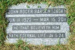 John Roger Barugh