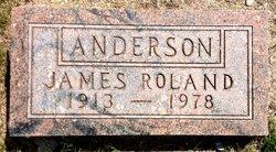 James Roland Anderson