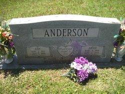 Arnie Nora <i>Arrowood</i> Anderson