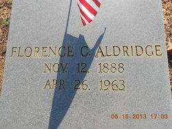 Florence Finetta <i>Cone</i> Aldridge