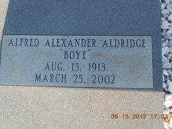 Alfred Alexander Boye Aldridge