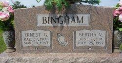 Bertha V. Bingham