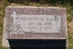 Kenneth M Alkire