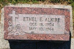 Ethel E Alkire