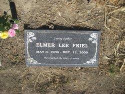 Elmer Lee Friel, Sr