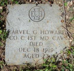 Pvt. Carvel G. Howard
