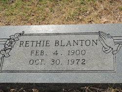 Rethie Blanton