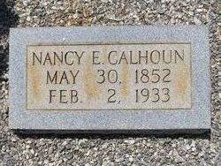 Nancy Elizabeth <i>Hayes</i> Calhoun