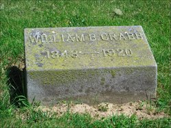 William B Crabb