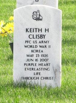 Keith Hopkins Clisby