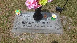 Becky Blair