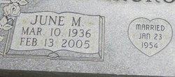 June Marie <i>Jackson</i> Abercrombie