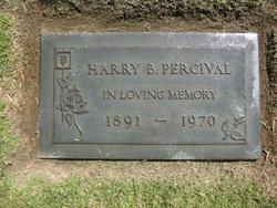 Harry Beals Percival