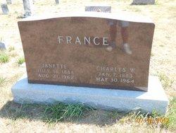 Charles W France
