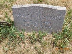 Howard M France