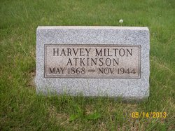 Harvey Milton Atkinson