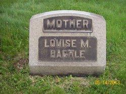 Louise <i>Maier</i> Bachle