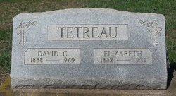 David C Tetreau