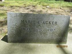 Marie Emma Acker