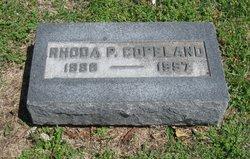 Rhoda Pearl <i>Hawkins</i> Copeland