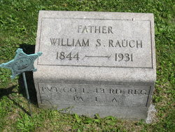 William Shaw Rauch