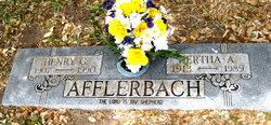 Henry Gottfried Afflerbach