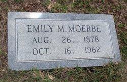 Emily Marie <i>Schneider</i> Moerbe