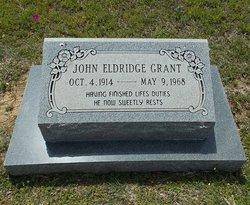 John Eldridge Grant