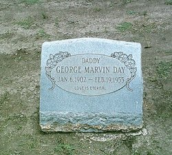 George Marvin Day