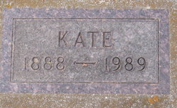 Kate Sarah <i>Eckman</i> Borchers