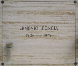 Ermenio Poncia