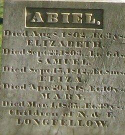 Abiel Longfellow