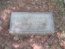 Edgar F Ed Smith