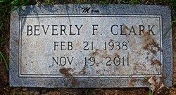 Beverly Faye Clark