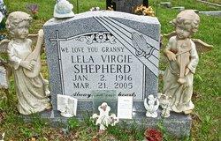Lela Virgie <i>Longmire</i> Shepherd