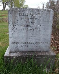 Abbie <i>Haskell</i> Andrews