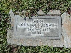 Johnson P Bowen