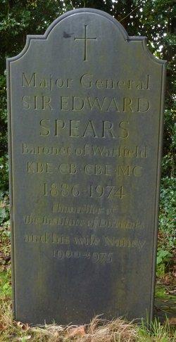 Gen Edward Louis Spears