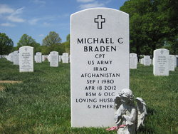 Capt Michael C. Braden