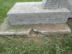 Sabrina <i>Buerkle</i> Bell