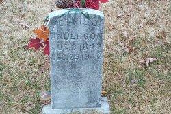 Fetnie Jane <i>Riley</i> Anderson