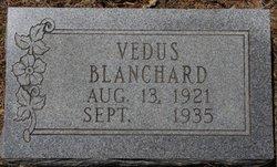 Vedus Blanchard