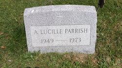 A. Lucille <i>Duriez</i> Parrish