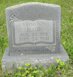 Raymond Boyd