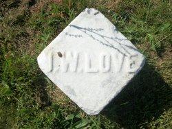 John Webster Love