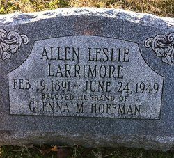 Allen Leslie Larrimore