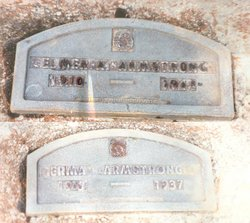 Elmer Alvin Armstrong